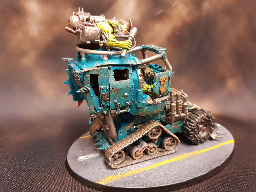 Ork Buggy Conversion