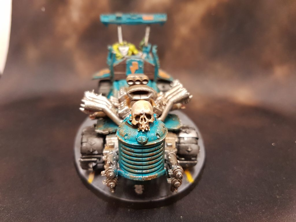 Ork Racer