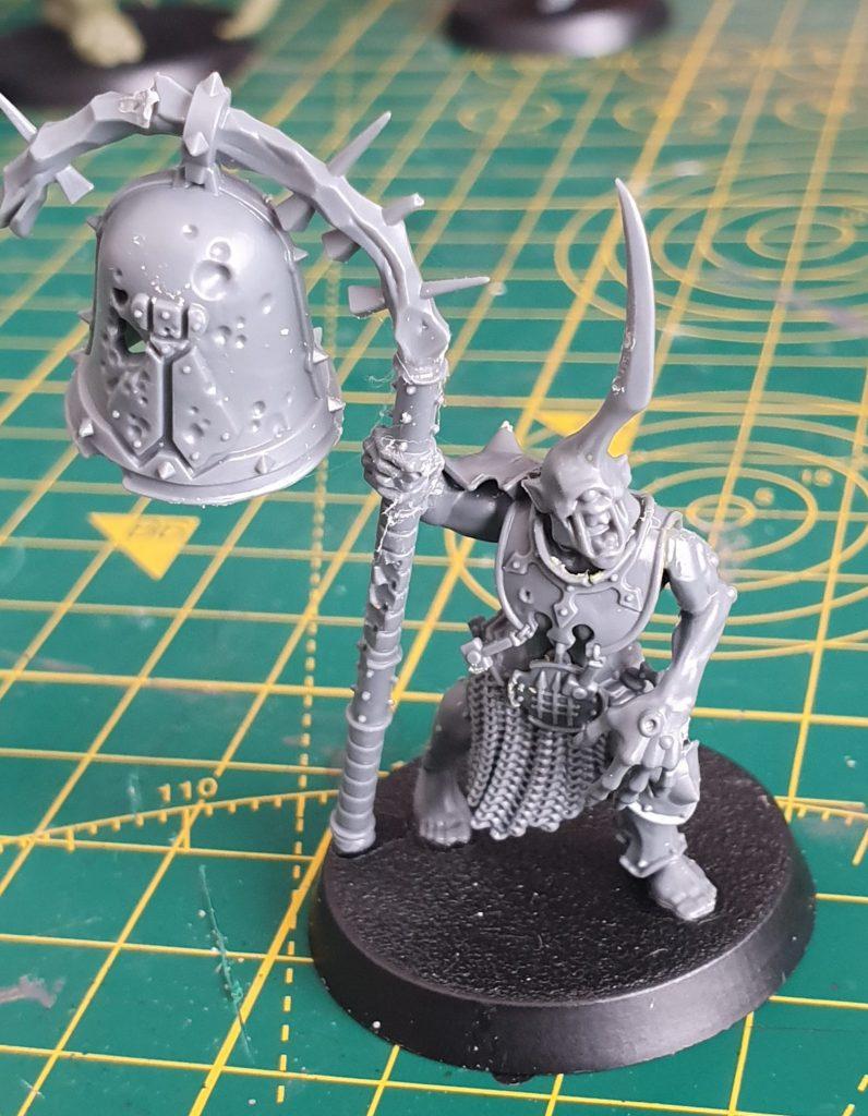Nurgle Iron Golem With Bell